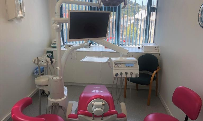 PDC Pink Examination Room